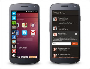Création d'une application pour ubuntu-touch – jour 1